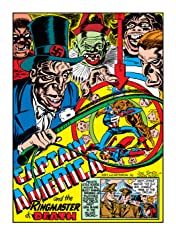 Captain America Comics (1941-1950) #5
