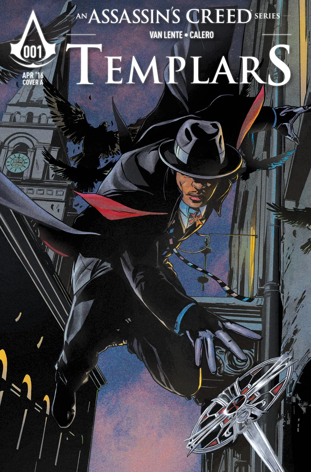 Assassin S Creed Templars 1 Comics By Comixology