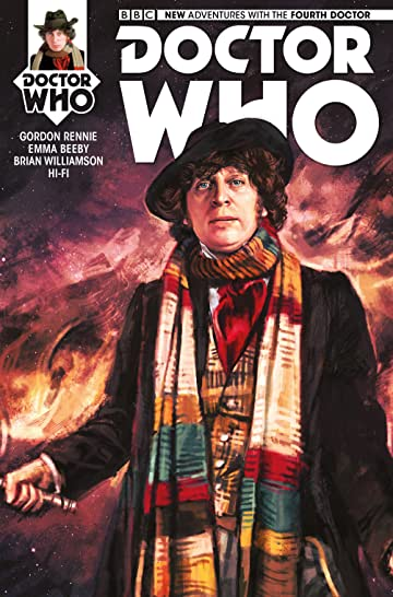Doctor Who: The Fourth Doctor #1