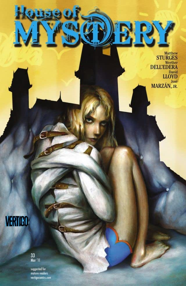 House of Mystery (2008-2011) #33
