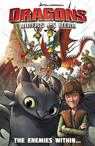 Dragons: Riders of Berk Vol. 2: The Enemies Within