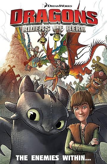 Dragons: Riders of Berk Vol. 2: The Enemies Within