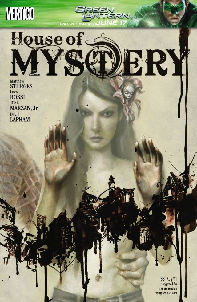 House of Mystery (2008-2011) #38