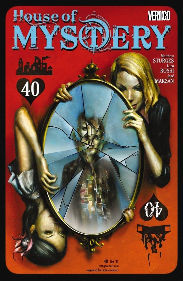 House of Mystery (2008-2011) #40