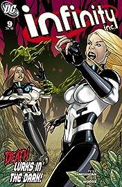 Infinity Inc. (2007-2008) #9