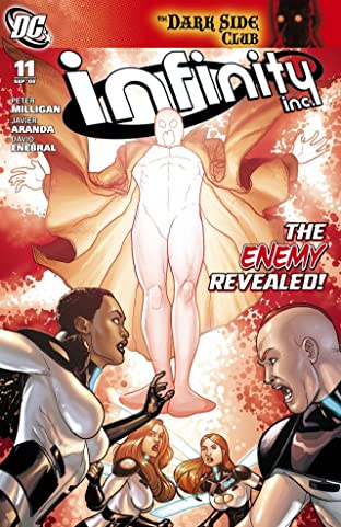 Infinity Inc. (2007-2008) #11
