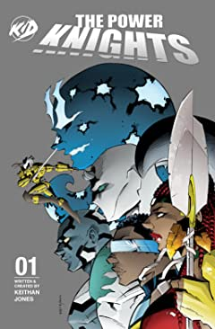 The Power Knights #1
