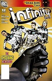Infinity Inc. (2007-2008) #12
