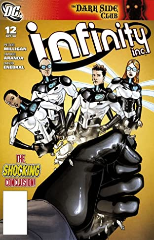Infinity Inc. (2007-2008) #12
