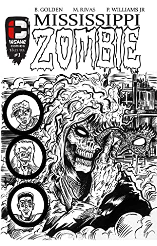 Mississippi Zombie #1