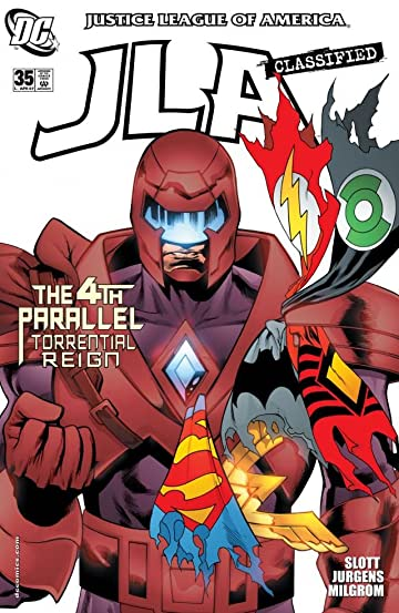 JLA: Classified #35