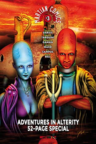 Martian Comics #3