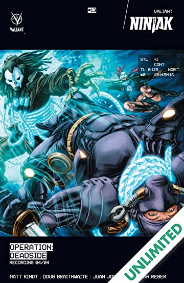 Ninjak (2015- ) #13: Digital Exclusives Edition