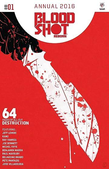 Bloodshot Reborn 2016 Annual #1: Digital Exclusives Edition
