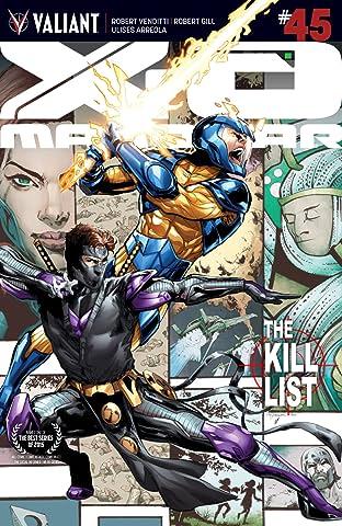 X-O Manowar (2012- ) #45: Digital Exclusives Edition
