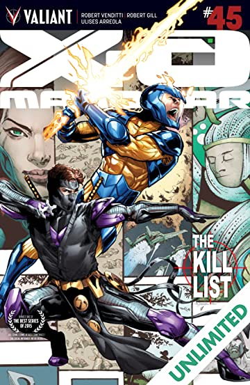 X-O Manowar (2012- ) #45: Digital Exclusives Edition