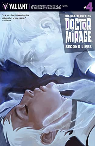 The Death-Defying Dr. Mirage: Second Lives No.4: Digital Exclusives Edition