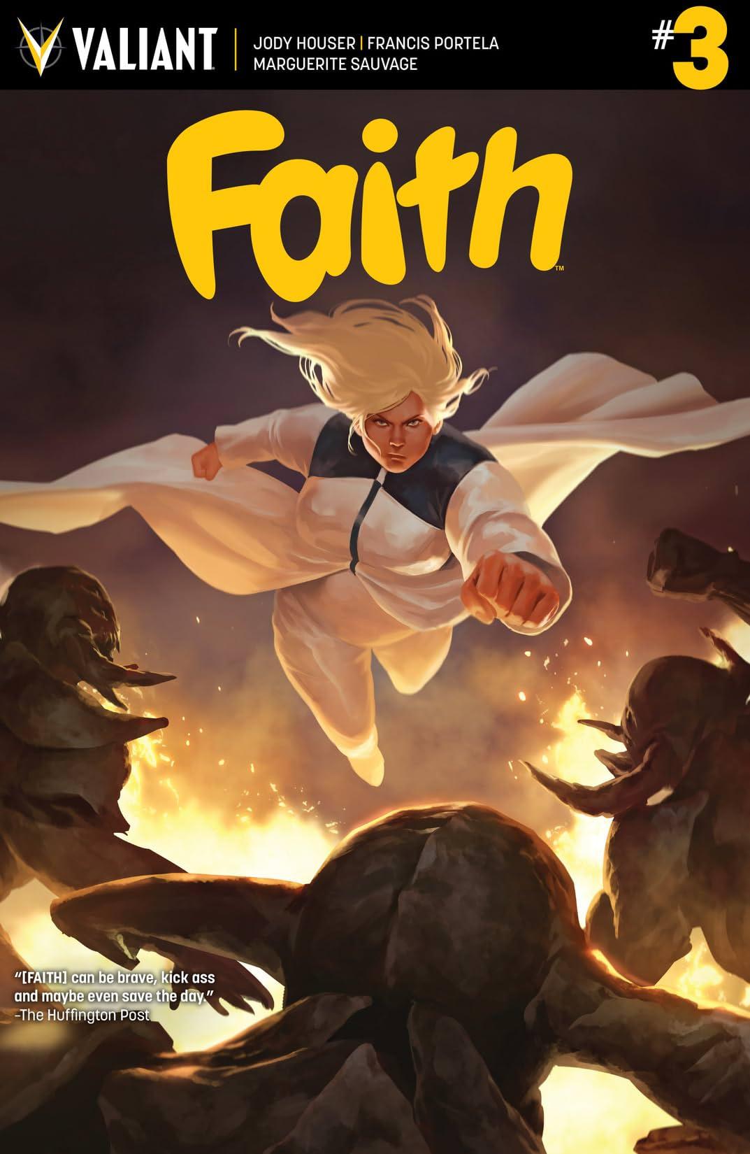 Faith #3: Digital Exclusives Edition
