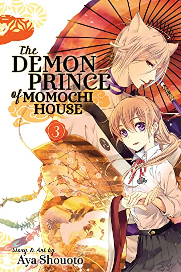 The Demon Prince of Momochi House Vol. 3