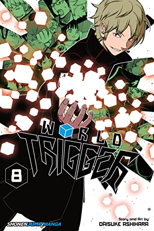 World Trigger Vol. 8