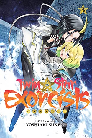 Twin Star Exorcists Vol. 3