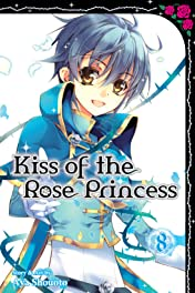 Kiss of the Rose Princess Vol. 8