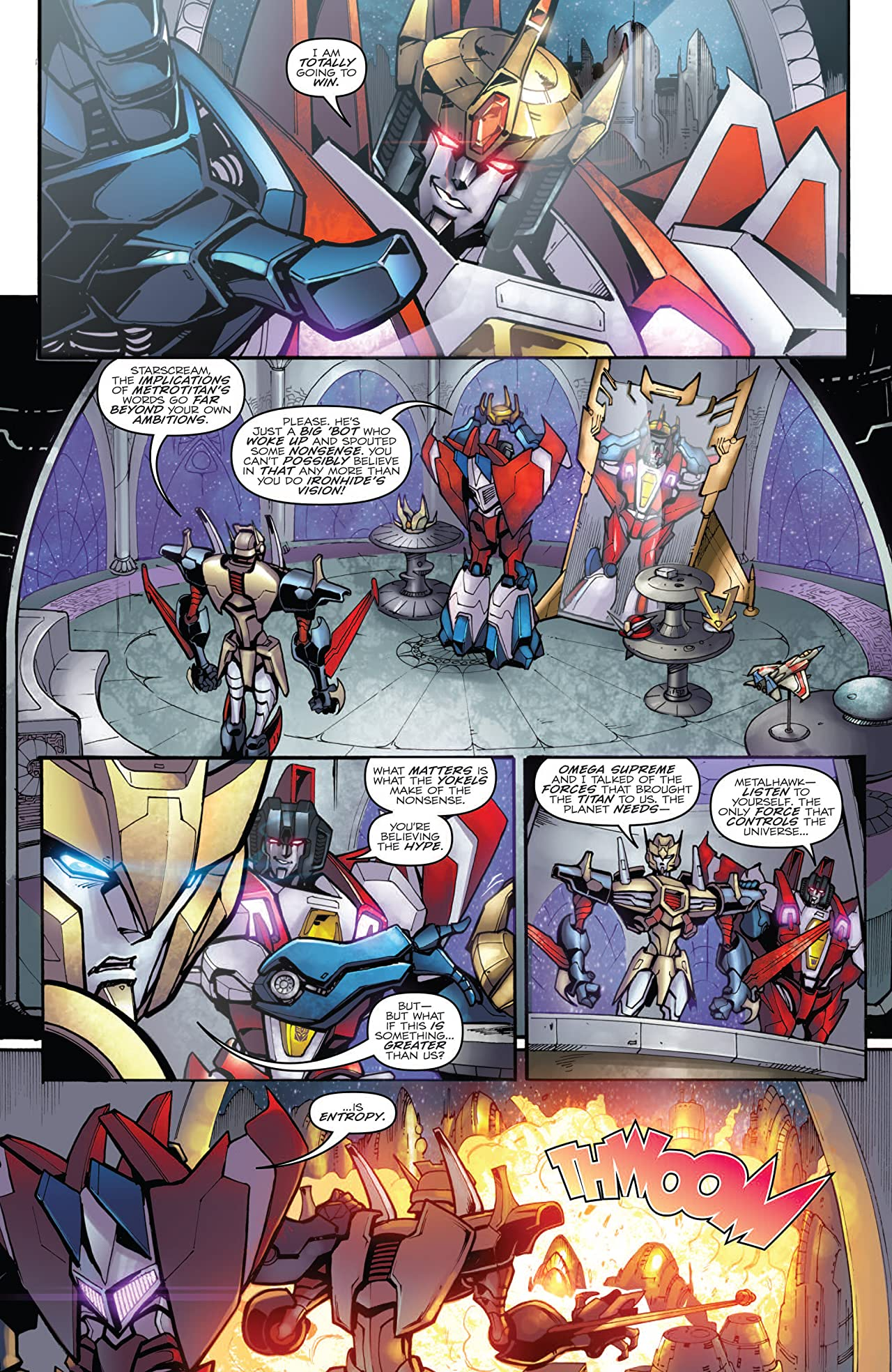 Transformers: Robots In Disguise (2011-) #11