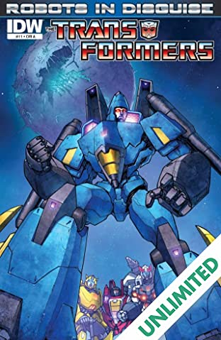Transformers: Robots In Disguise (2011-2016) #11