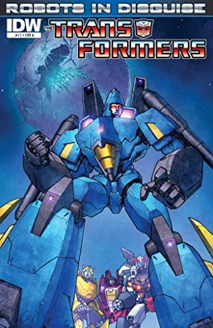 Transformers: Robots In Disguise (2011-2016) No.11