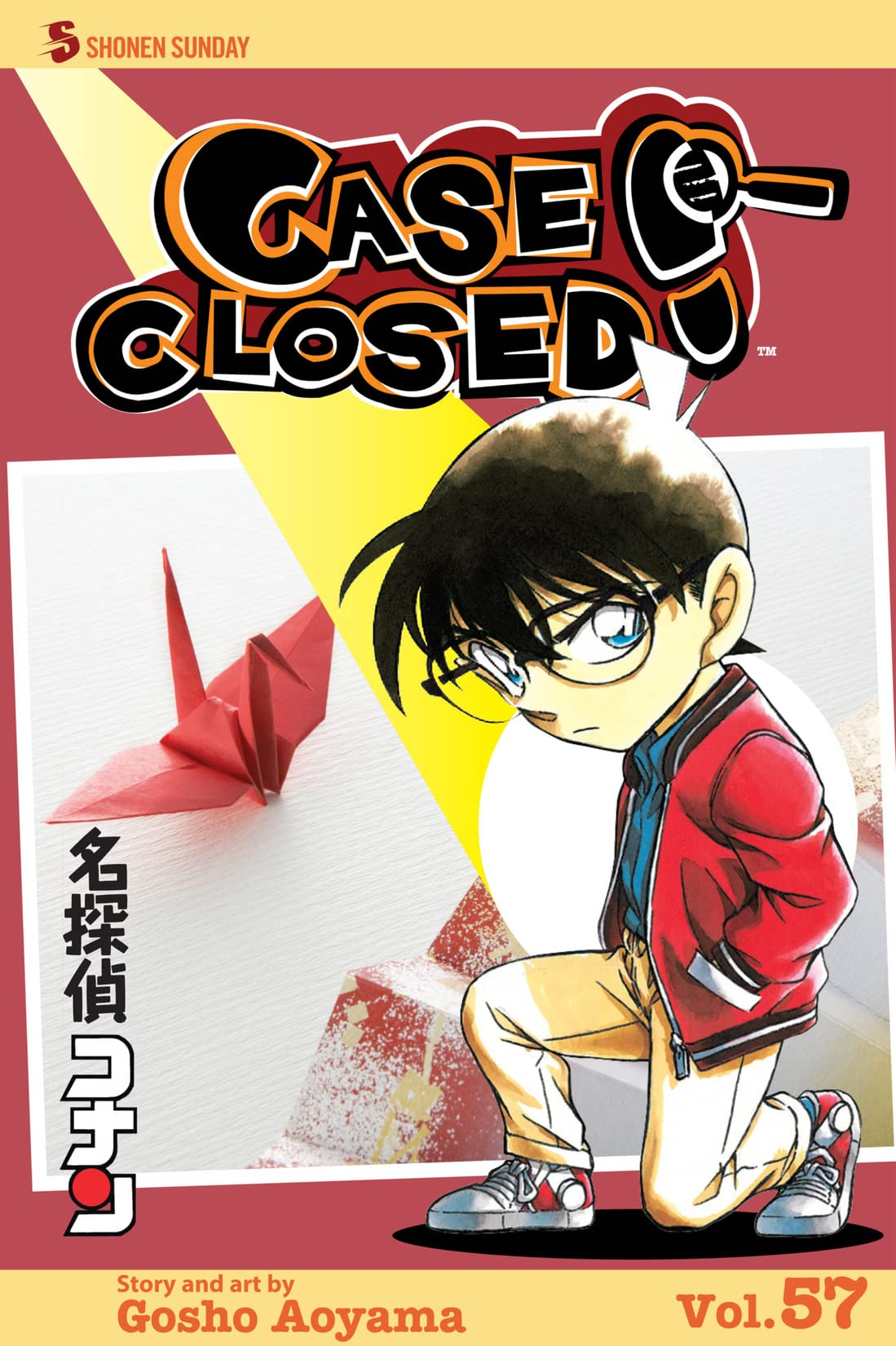 Case Closed Vol. 57