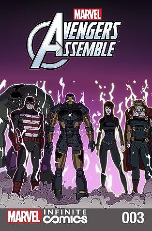Marvel Universe Avengers Infinite Comic #3