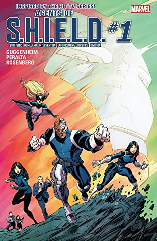 Agents of S.H.I.E.L.D. (2016) No.1