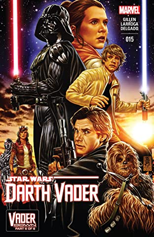 Darth Vader (2015-2016) COMIC_ISSUE_NUM_SYMBOL15
