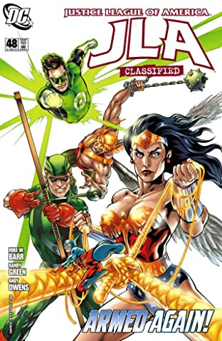 JLA: Classified #48