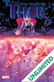 The Mighty Thor (2015-2018) #3
