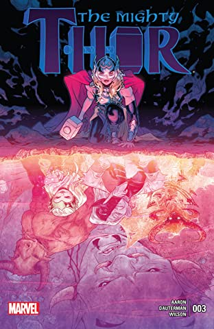 The Mighty Thor (2015-2018) No.3