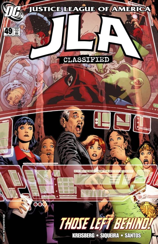 JLA: Classified #49
