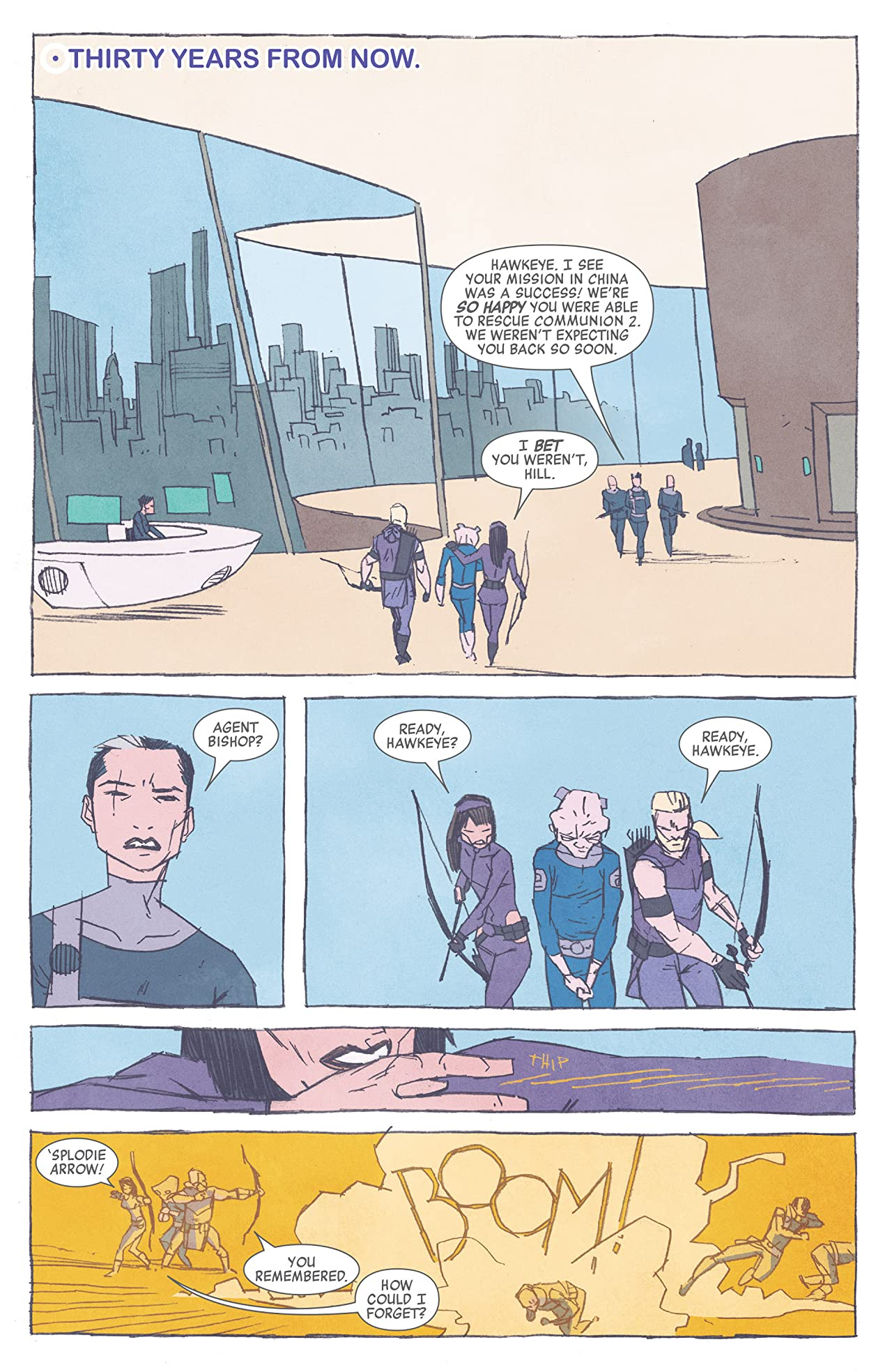 All-New Hawkeye (2015-2016) #3