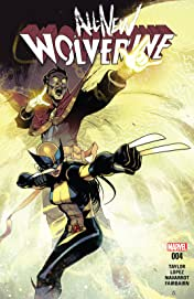 All-New Wolverine (2015-2018) #4