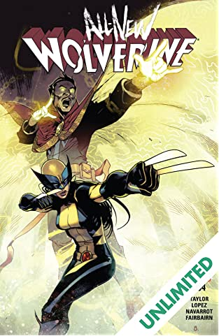 All-New Wolverine (2015-) #4