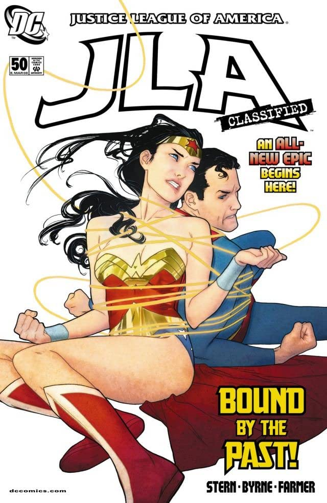 JLA: Classified #50