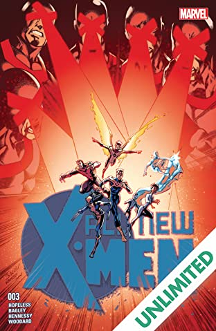 All-New X-Men (2015-2017) #3