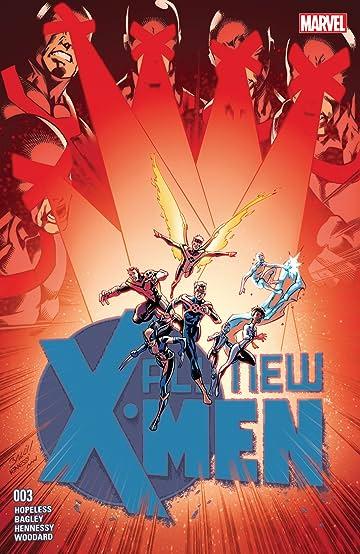 All-New X-Men (2015-2017) #3