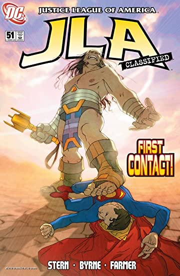 JLA: Classified #51