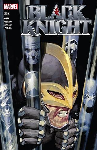 Black Knight (2015-2016) #3