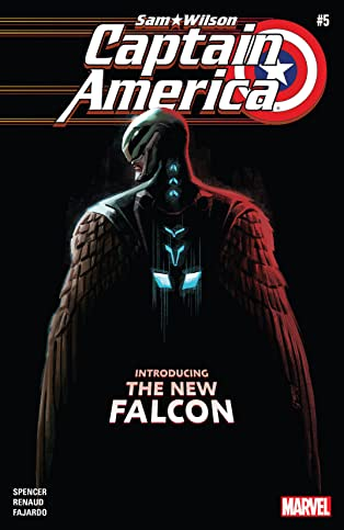 Captain America: Sam Wilson (2015-2017) #5