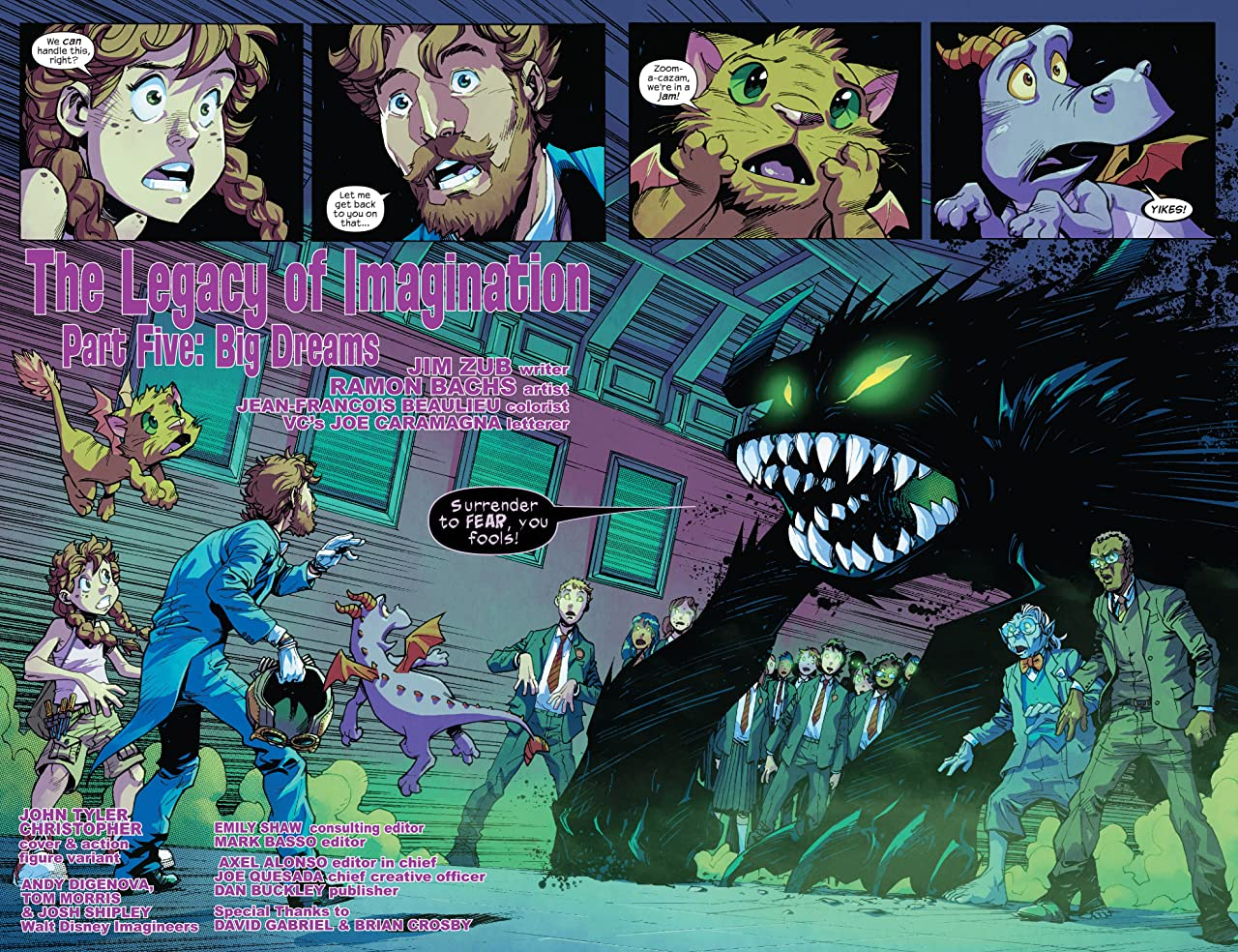 Figment 2 #5 (of 5)