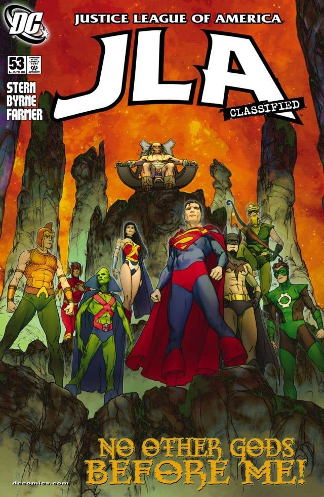 JLA: Classified #53