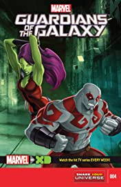 Marvel Universe Guardians of the Galaxy (2015-2017) #4