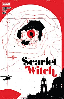 Scarlet Witch (2015-2017) #2